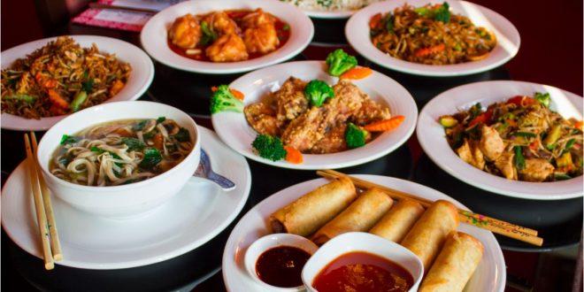 رستوران چینی اژدهای طلایی